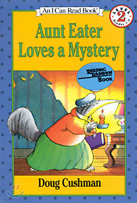 [I Can Read] Level 2 : Aunt Eater Loves a Mystery