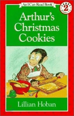 [I Can Read] Level 2 : Arthur's Christmas Cookies