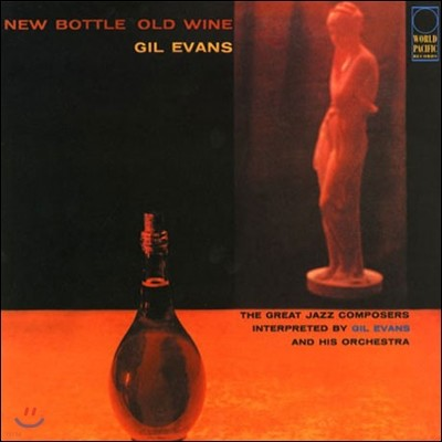 Gil Evans Orchestra (길 에반스 오케스트라) - New Bottle Old Wine, featuring Cannonball Adderley [LP]