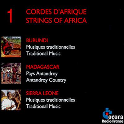 Strings Of Africa - Cordes D'afrique