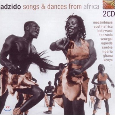 Adzido - Songs & Dances From Africa