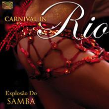 Explosao Do Samba - Carnival In Rio