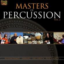 Hossam Ramzy,Zarbang, Joji Hirota - Masters Of Percussion Vol.2