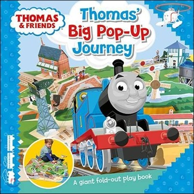 Thomas & Friends: Thomas' Big Pop-Up Journey