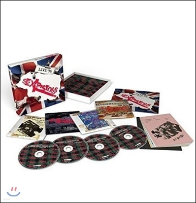 Sex Pistols (섹스 피스톨즈) - Live `76 (1976년 라이브 컬렉션 - 40주년 기념 에디션)