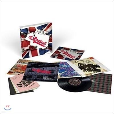 Sex Pistols (섹스 피스톨즈) - Live `76 (1976년 라이브 컬렉션 - 40주년 기념 에디션) [4LP]