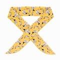왈가닥스 트로피칼 쿨스카프 - 04 Banana Yellow