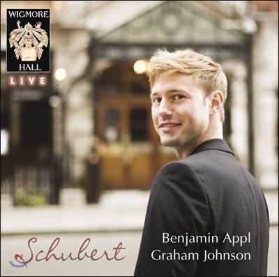 Benjamin Appl / Graham Johnson 슈베르트: 가곡집 (Schubert: Lieder) 벤야민 아플, 그레이엄 존슨