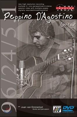 Peppino D'Agostino (페리노 디아고스티노) - Acoustic Guitar (어쿠스틱 기타) [DVD-Audio & DVD-Video]