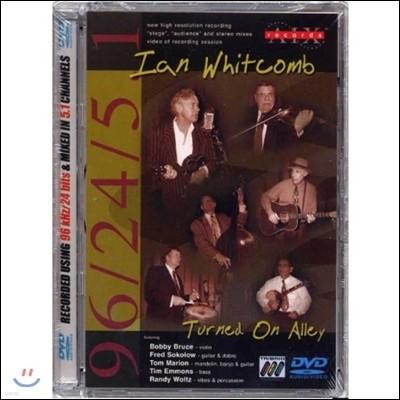 Ian Whitcomb (이안 휘트콤) - Turned on Alley [DVD-Audio & DVD-Video]