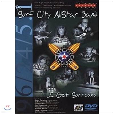 The Surf City AllStar Band (더 서프 시티 올스타 밴드) - I Get Surround [DVD-audio & DVD-Video]