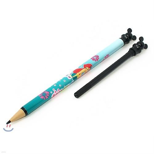 디즈니 전자동연필(인어공주 블루)