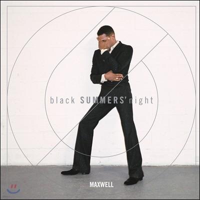 Maxwell (맥스웰) - Black Summers' Night
