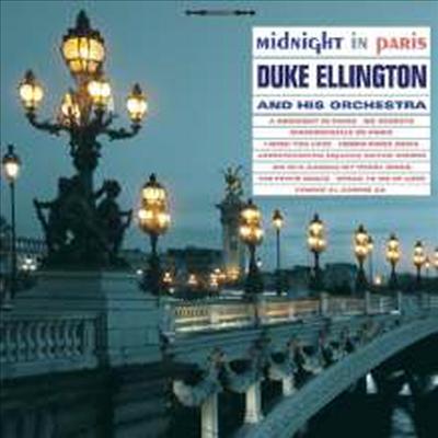 Duke Ellington - Midnight In Paris (Remastered)(180G)(LP)