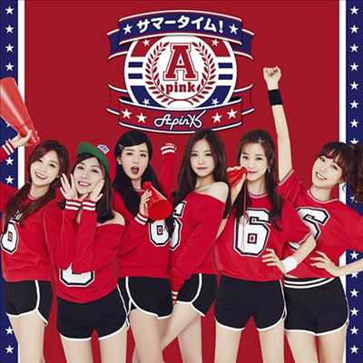 에이핑크 (Apink) - サマ-タイム! (CD+DVD) (초롱 Ver.) (초회생산한정반 A)