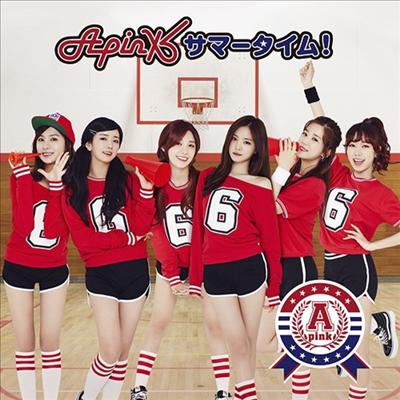 에이핑크 (Apink) - サマ-タイム! (남주 Ver.) (초회생산한정반 C)