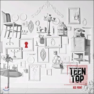 [중고] 틴탑 (Teen Top) / Red Point (Chic)