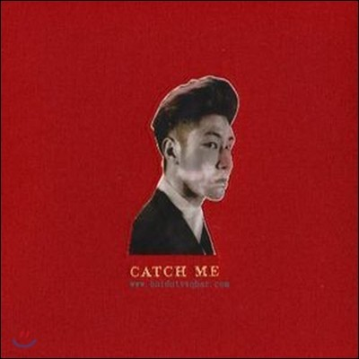 [중고] 東方神起(동방신기) / Catch Me (하드북/RED)