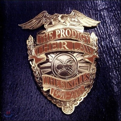 [중고] Prodigy / Their Law : The Sinlges 1990-2005 (2CD Special Edition/프로모션용)