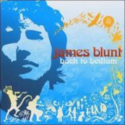 [중고] James Blunt / Back To Bedlam (홍보용)