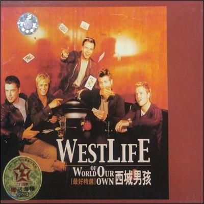 [중고] Westlife / World Of Our Own (2CD/수입)