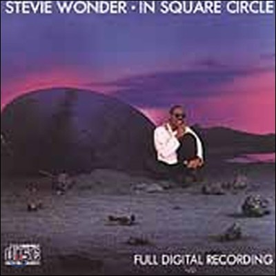 Stevie Wonder / In Square Circle (홍보용/미개봉)