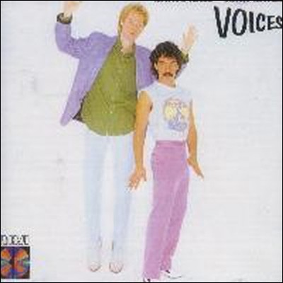 Daryl Hall & John Oates / Voices (미개봉)