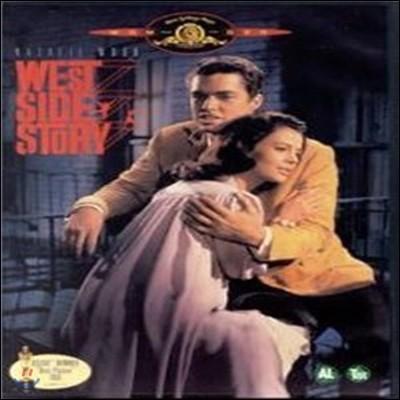 [중고] [DVD] West Side Story - 웨스트 사이드 스토리 (수입/한글자막없음)