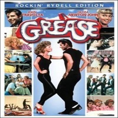 [중고] [DVD] Grease - 그리스 (수입/한글자막없음)