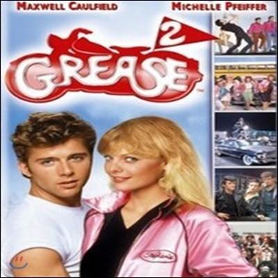 [중고] [DVD] 그리스 2 - Grease 2 (수입/한글자막없음)