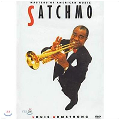 [중고] [DVD] Louis Armstrong / Satchmo (수입)