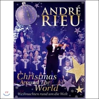 [중고] [DVD] Andre Rieu / Christmas Around The World (dvu0096)