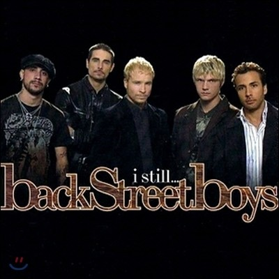 [중고] backstreet boys / I Still (수입/Single/홍보용)