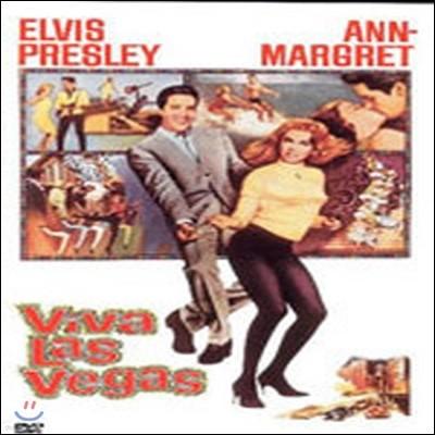 [중고] [DVD] Viva Las Vegas - 비바 라스베가스