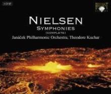 [미개봉] Theodore Kuchar / 닐센 : 교향곡 1-6번 (Nielsen : Complete Symphonies) (3CD/수입/미개봉/92885)