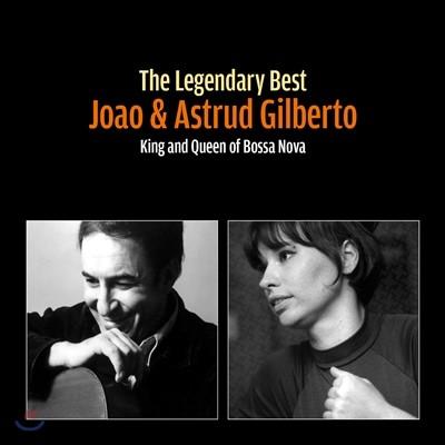 Joao & Astrud Gilberto (조앙 & 아스트루드 질베르토) - The Legendary Best: King and Queen of Bossa Nova (킹 앤드 퀸 오브 보사노바)