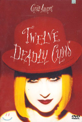 Cyndi Lauper Twelve Deadly Cyns...And Then Some