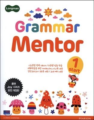 Longman Grammar Mentor start 1