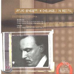 Arturo Benedetti Michelangeli - Arturo Benedetti Michelangeli in Recital