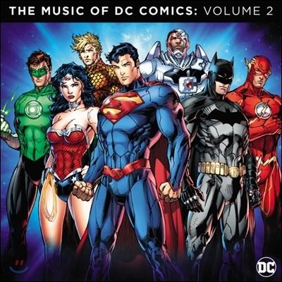 DC 코믹스 컴필레이션 2집 (The Music of DC Comics: Volume 2)