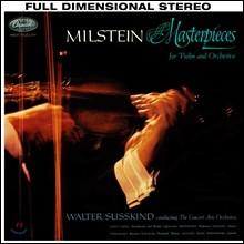 Nathan Milstein ���� �н�Ÿ�� ���̿ø� ����� (Masterpieces for Violin and Orchestra)