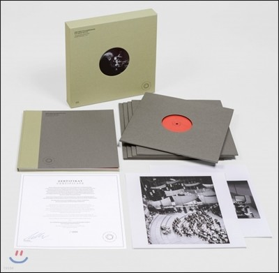 Simon Rattle 브람스: 교향곡 전곡집 - 사이먼 래틀, 베를린 필하모닉 (Brahms: Symphony Nos.1-4) [6 LP]