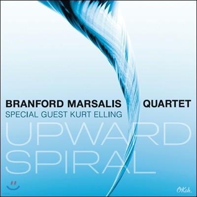 Branford Marsalis Quartet & Kurt Elling (브랜포드 마살리스 쿼텟, 커트 엘링) - Upward Spiral