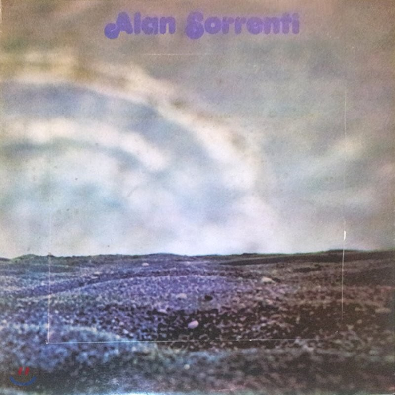 Alan Sorrenti (알란 소렌티) - Come Un Vecchio Incensiere All'Alba di un Villagio Deserto' [골드 컬러 LP]