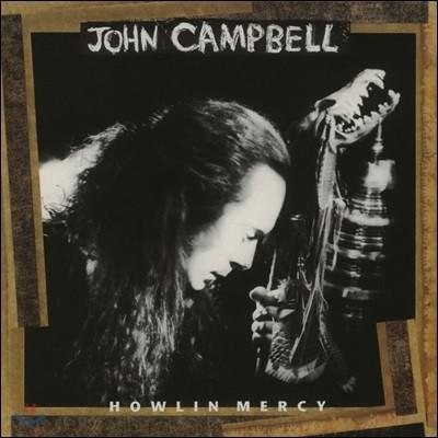 John Campbell (존 캠벨) - Howlin' Mercy [LP]