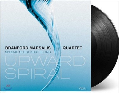 Branford Marsalis Quartet & Special Guest Kurt Elling (브랜포드 마살리스 쿼텟 & 커트 엘링) - Upward Spiral [2LP]