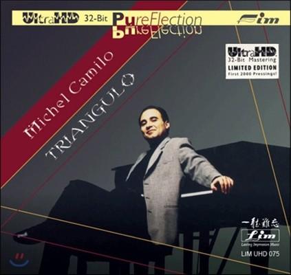 Michel Camilo (미셀 카밀로) - Triangulo (트라이앙굴로) [Ultra HDCD Limited Edition]