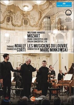 Marc Minkowski 2015 �����θ�ũ ������Ʈ ���ְ��� ����: �ǾƳ� ���ְ�, ���̿ø� ���ְ� (Mozart: Piano Concerto K.488, Violin Concerto K.219) ��ũ ��������Ű, ��긣�� ���ǰ���