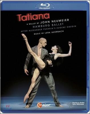 Hamburg Ballet 존 노이마이어의 발레 '타치아나' [푸쉬킨의 '예브게니 오네긴' 각색] (Tatiana - Ballet by John Neumeier)