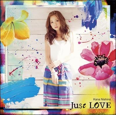 Kana Nishino (니시노 카나) 6집 - Just Love